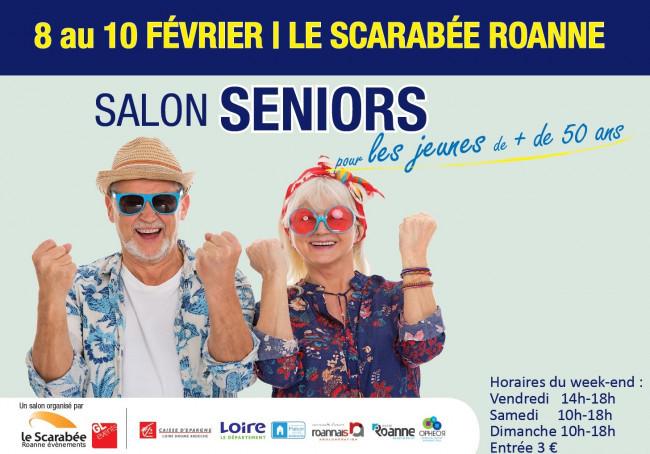 Visuel salon seniors 2019