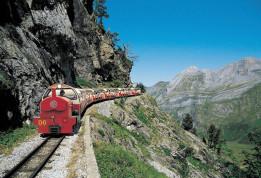 Petit train d'Artouste © PTA