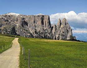 Dolomites en randonnée