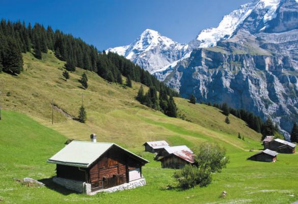Week-end en Haute Savoie