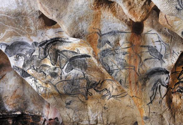 Ardèche et réplique de la grotte Chauvet