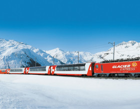 Golden Pass et Glacier Express
