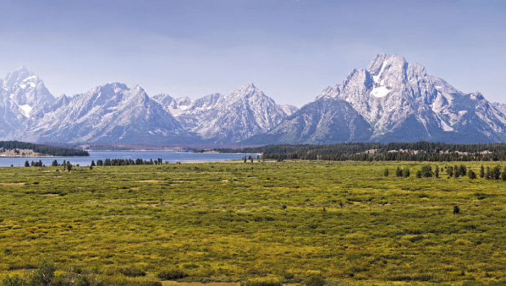 Parc national de Grand Teton